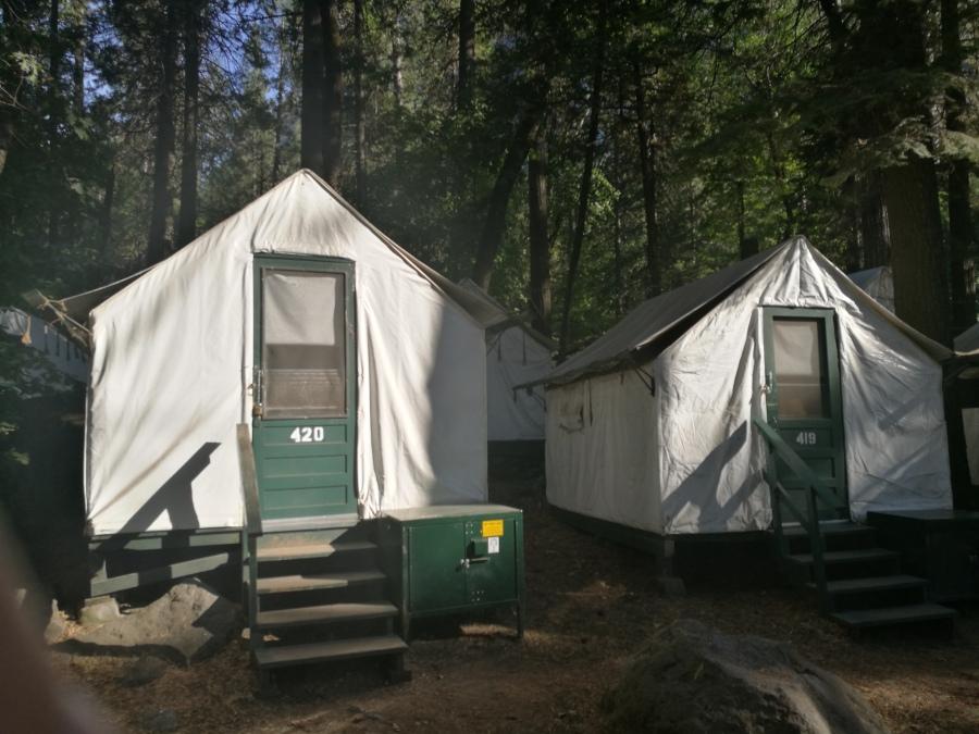 Half Dome Village
