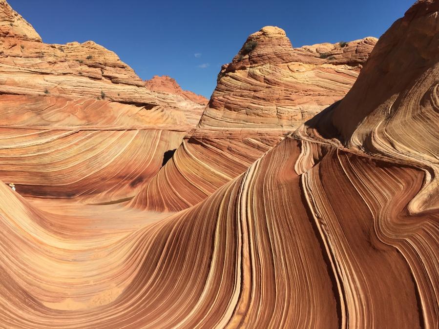 The Wave - Coyote Buttes North, Arizona