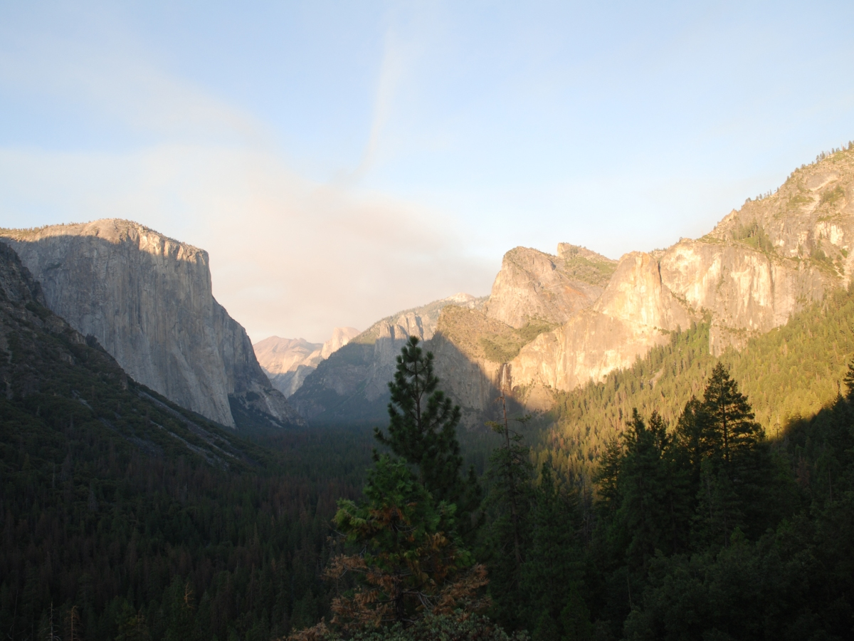 Yosemite Valley - California