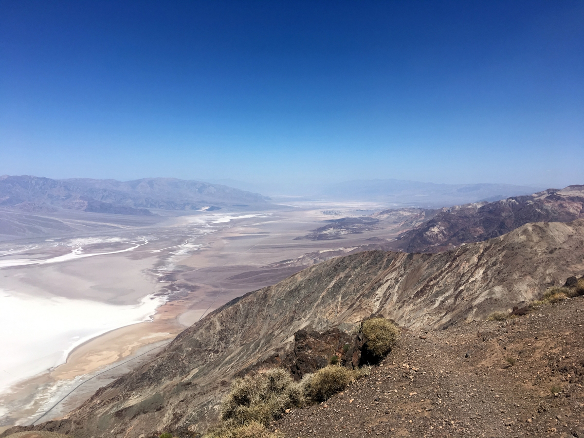 Dante's View - Death Valley - California
